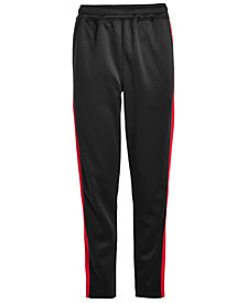 Ideology Big Boys Side-Stripe Pull-On Pants, Created for Macy's