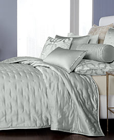 Hotel Collection Fresco Quilted California King Coverlet, Created for Macy's