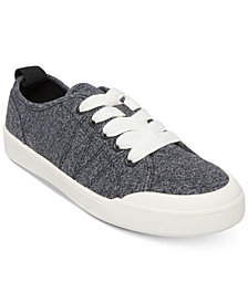 Madden Girl Dot Lace-up Sneakers