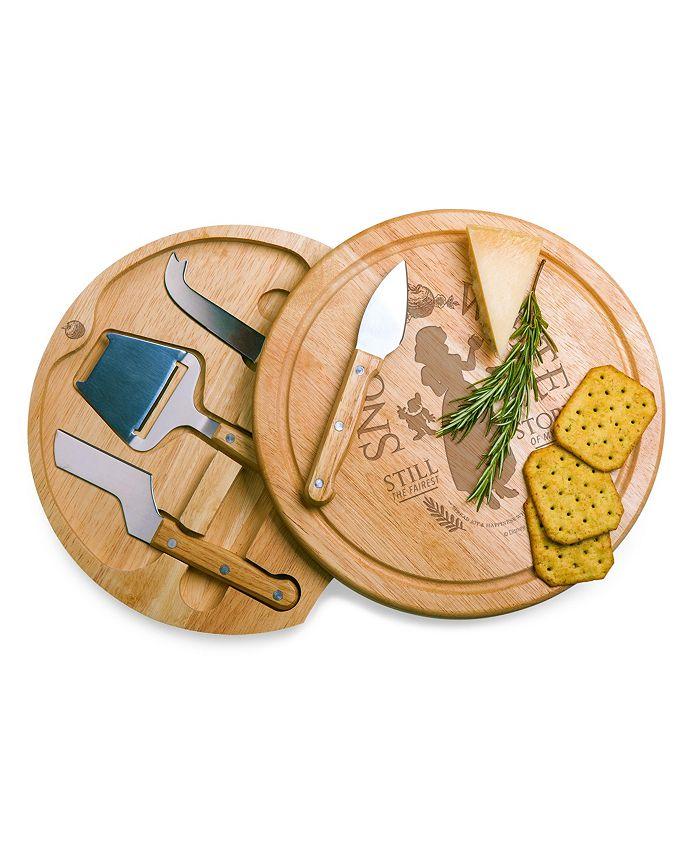 Picnic Time - Disney's Snow White Circo Cheese Cutting Board & Tools Set