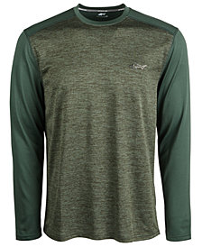 Greg Norman for Tasso Elba Long-Sleeve Thermal Shirt, Created for Macy's