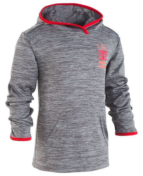 c59baf87bf54a Under Armour Little Boys Twist Double Vision Hoodie - Sweaters ...
