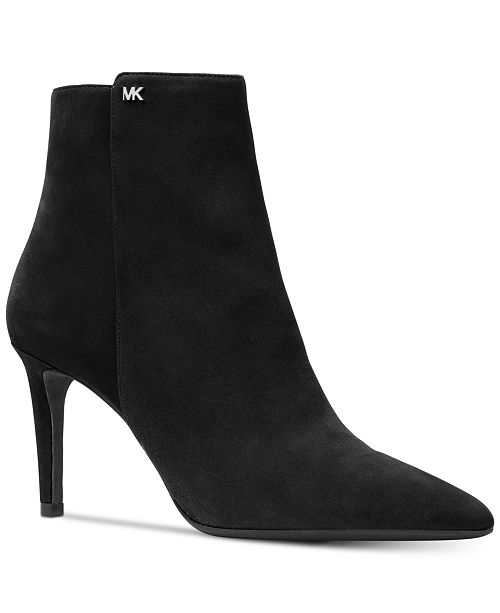 0ffda58ee2da Michael Kors Dorothy Flex Booties   Reviews - Boots - Shoes - Macy s
