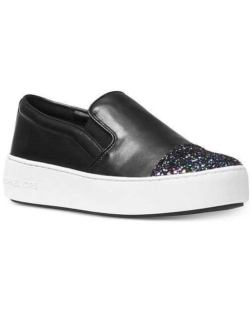 Michael Kors Tia Slip On Sneakers & Reviews Athletic Shoes