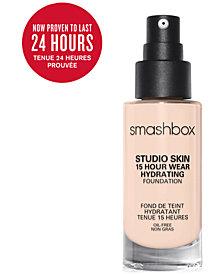Smashbox Studio Skin Hydrating Foundation, 1 oz