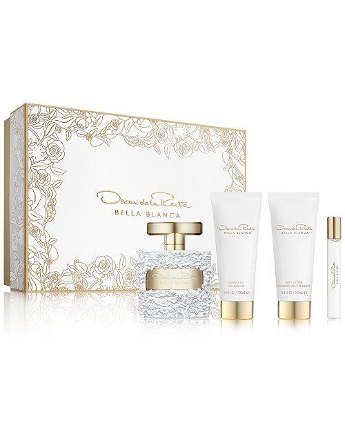 Oscar de la Renta 4-Pc. Bella Blanca Gift Set