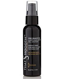 premium Pre-Shave Oil, 2 oz