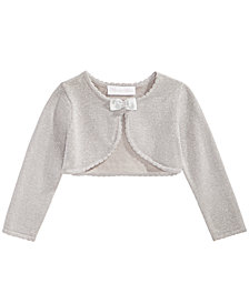 Bonnie Baby Baby Girls Fly-Away Cardigan