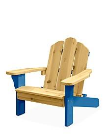 Heritage Club Kids 2 Tone Adirondack Outdoor Chair
