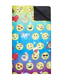 Emoji Pals Teepee Tent Set