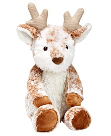 "Baby Boys & Girls 8"" Reindeer Plush Toy, Created For Macy's"
