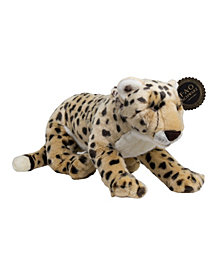 FAO Schwarz Toy Plush Cheetah 18inch