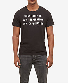 Kenneth Cole  Men's Creativity Graphic T-Shirt