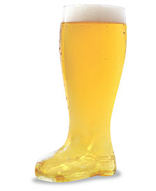 Studio Mercantile Vintage inspired Das Boot Glass