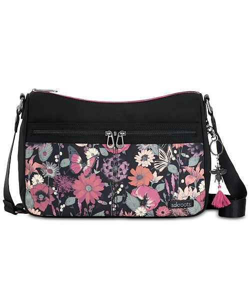 Sakroots Willow Crossbody