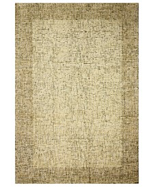 "Hotel Collection Area Rugs, Frame FR1 14"" Square Swatch, Created for Macy's"
