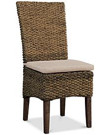 Calypso Woven Side Chair