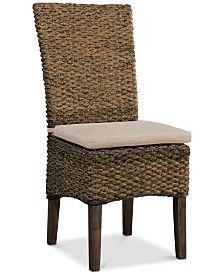 Calypso Woven Side Chair