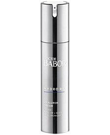 BABOR Doctor Babor Hydro Rx Hyaluron Cream, 1.75-oz.
