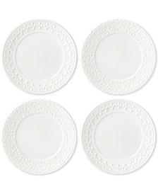 Chelse Muse Tidbit Plates, Set of 4
