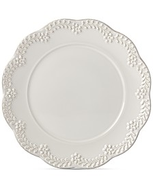 Lenox Chelse Muse Floral Accent Plate