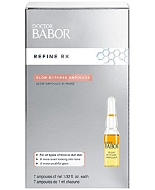 Doctor Babor Refine Rx Glow Bi-Phase Ampoule Concentrates, 0.2-oz.