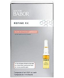 Doctor Babor Refine Rx Glow Bi-Phase Ampoule Concentrates, 0.2-oz.