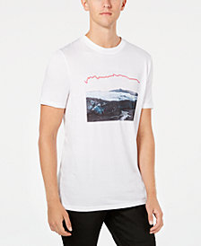 HUGO Men's Glacier Graphic T-Shirt
