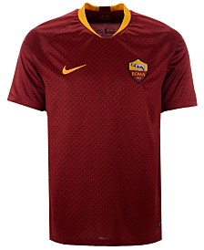 Nike Men's AS Roma Club Team Home Stadium Jersey