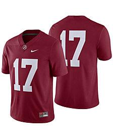 Nike Men's Alabama Crimson Tide Football Replica Game Jersey