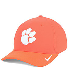Nike Clemson Tigers Arobill Swoosh Flex Cap