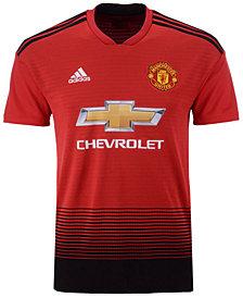Nike Manchester United Club Team Home Stadium Jersey, Big Boys (8-20)