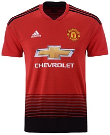 Nike Manchester United Club Team Home Stadium Jersey, Big Boys (8-20)