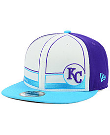 New Era Kansas City Royals Topps 1983 9FIFTY Snapback Cap