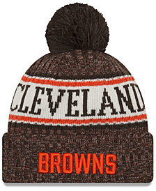 New Era Cleveland Browns Sport Knit Hat