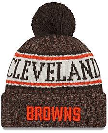 New Era Cleveland Browns Sport Knit Hat