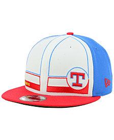 New Era Texas Rangers Topps 1983 9FIFTY Snapback Cap