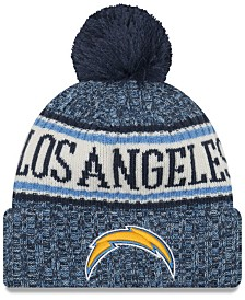 New Era Los Angeles Chargers Sport Knit Hat