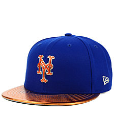New Era New York Mets Topps 9FIFTY Snapback Cap