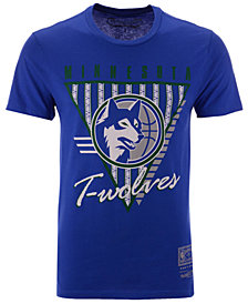 Mitchell & Ness Men's Minnesota Timberwolves Final Seconds T-Shirt