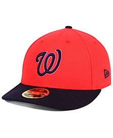 New Era Washington Nationals Players Weekend Low Profile 59FIFTY FITTED Cap