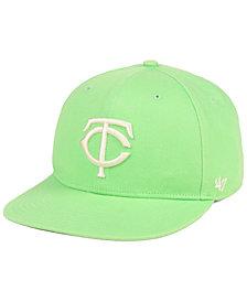 '47 Brand Minnesota Twins Island Snapback Cap