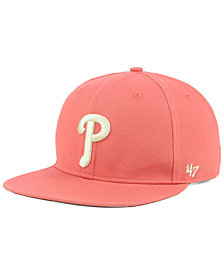 '47 Brand Philadelphia Phillies Island Snapback Cap