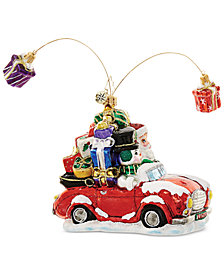 Christopher Radko Gifts Are Poppin' Ornament