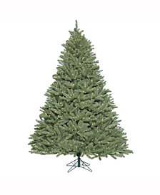 7.5' Colorado Spruce Artificial Christmas Tree with 1250 Clear Lights