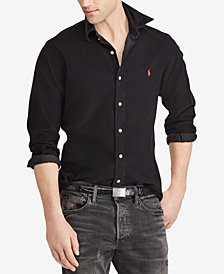 Polo Ralph Lauren Men's Big & Tall Classic-Fit Corduroy Shirt
