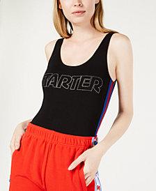 Starter Embellished Graphic Bodysuit