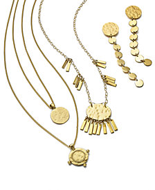 Thirty One Bits Earrings and Pendant Collection from The Workshop at Macy's