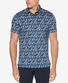 Men's Mini-Floral Shirt