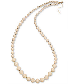 Thirty One Bits Jolene Single Strand Necklace from The Workshop at Macy's